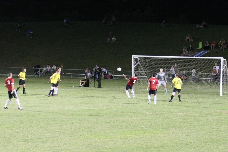 Nerds FC 2 - Argh Red Shirt Attack..