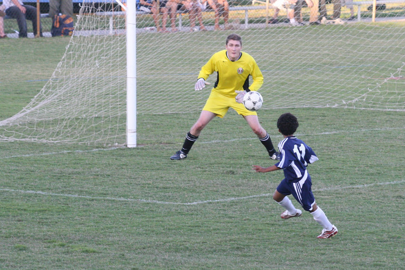 Nerds FC 1 vs NSW Under-12<br /> #11 shoots.. Goalie saves (Nerds FC 1 Goalie was a credit to his team!)