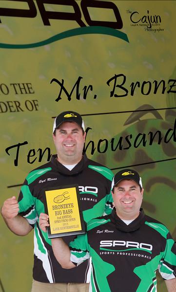 SPRO Bronzeye Frog Tournament