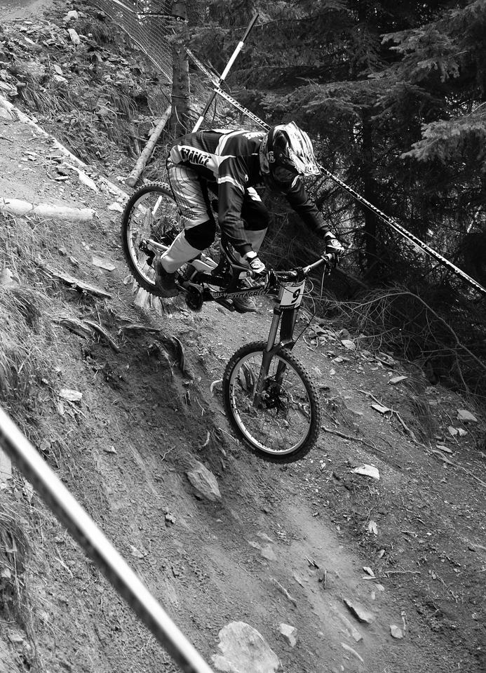 downhill world cup, Champery Switzerland