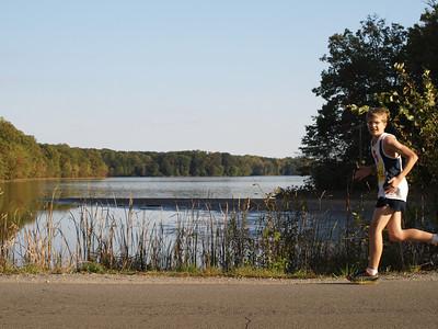 Cross-Country Finish, Burke Lake Park