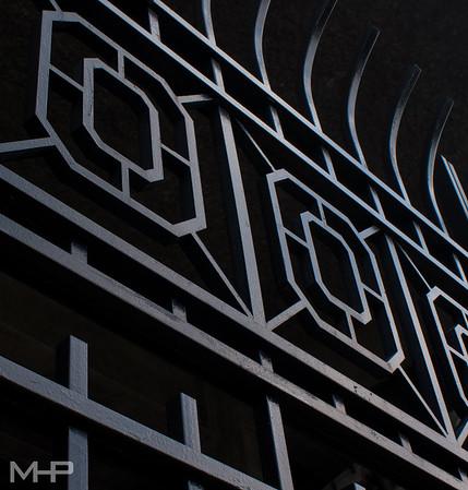 Ohio Stadium Gates