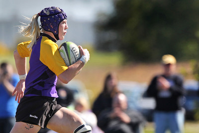 UNI WOMEN'S RUGBY VS IOWA STATE