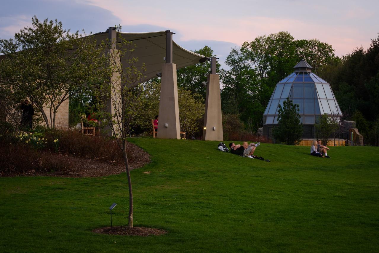 Overlook Pavilion