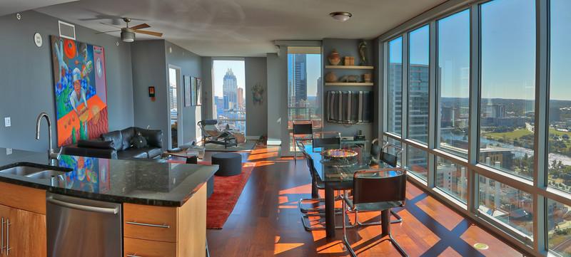 Living room via tenant 2