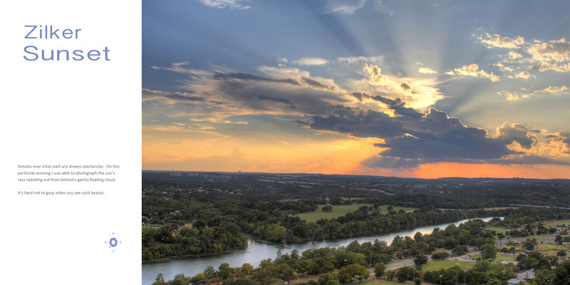 Enjoy spectacular sunsets that speak for themselves.