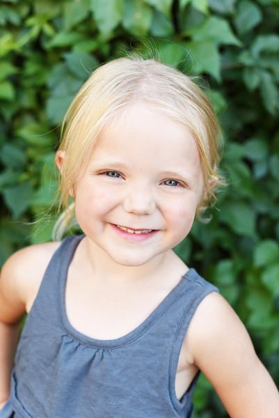 Dschaak Child Portrait