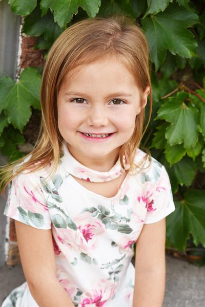 Heilman Child Portrait