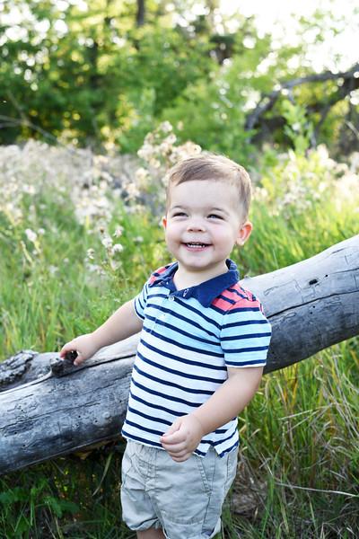 Mathis Child Portrait