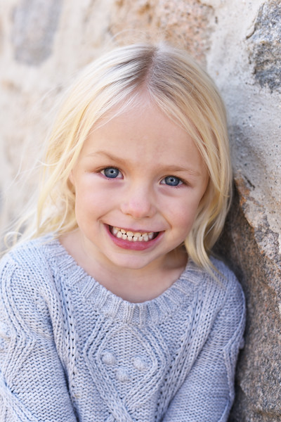 Terveen Child Portrait