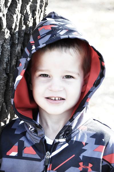 Toop Child Portrait