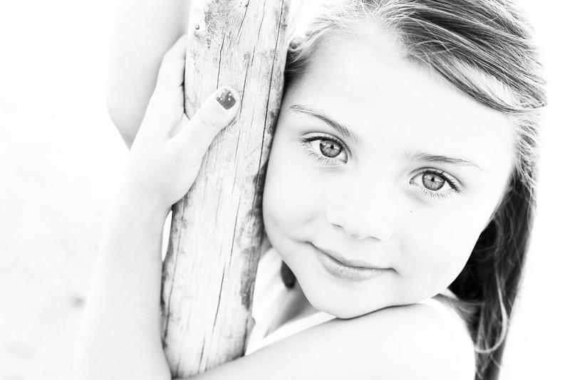Usselman Child Portrait
