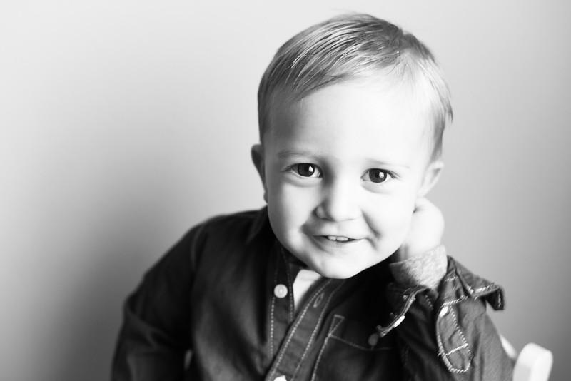 Olson Child Portrait