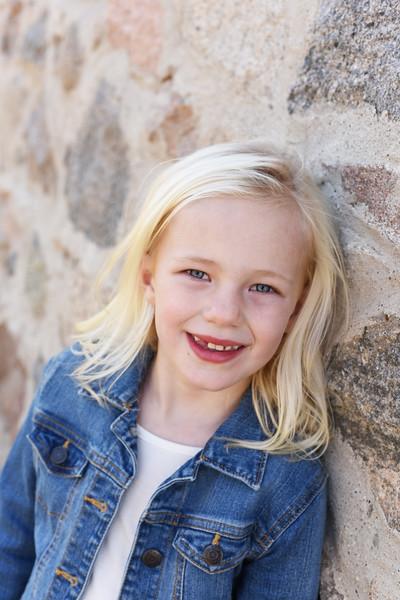 Kremer Child Portrait