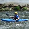 A Kayak Runs Through It
