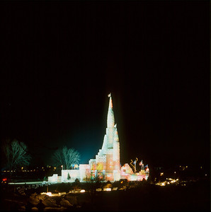 1986 Ice Castle, Phalen Park, St. Paul, Minnesota