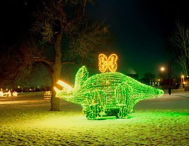 Electric Garden Dinosour, St. Paul, Minnesota