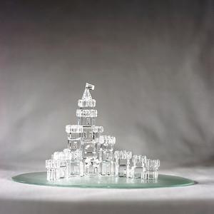 1992 Ice Castle, Crystal Replica