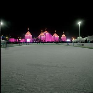 2004 Pink Ice Castle, St. Pul, Minnesota