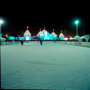 2004 Blue Ice Castle, St. Pul, Minnesota