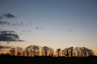 English Sunset