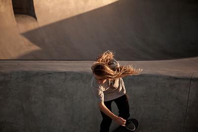 Venice Beach Skater #1