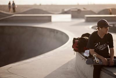 Venice Beach Skater #2