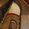 10/2004:  Stairwell at State Capitol Building, St. Paul, MN