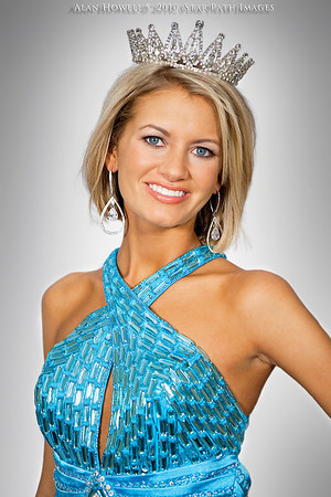Leslie Smith, the new reigning Miss South Carolina International 2010.