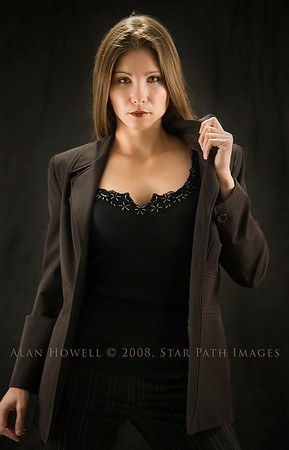 Professional Modeling Portraits and Comp Cards in Greensboro NC.