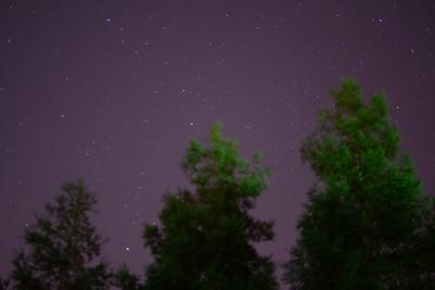Stars and Meteors