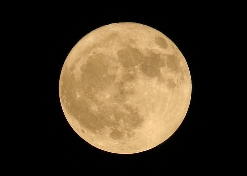 The Moon???