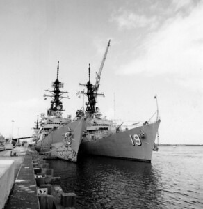 Battleships at the Mayport Naval Station. Since its commissioning in December 1942, NS Mayport has grown to become the third largest naval fleet concentration area in the United States behind Norfolk, VA and San Diego, CA.  The mission of Naval Station Mayport is to sustain and enhance war-fighter readiness.
