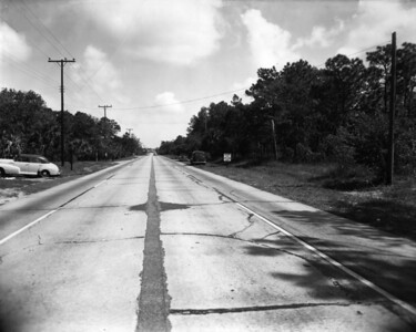 Atlantic Boulevard in 1949.