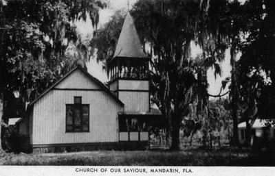 Church of Our Savior in Mandarin.