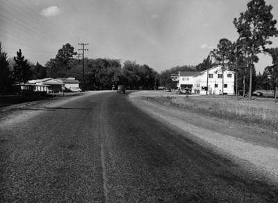 State Road 13 (San Jose Boulevard) in 1956.