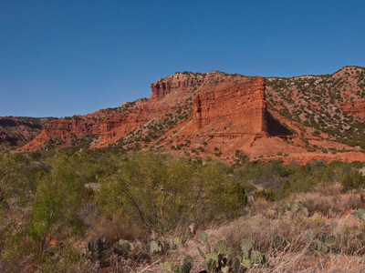 Caprock Canyons, State Park, Quitaque, Texas