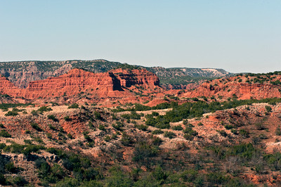 Caprock Canyon, Quitaque, Texas