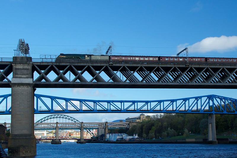 Steam On The Tyne