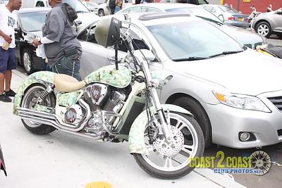 Steel Horse Bike Blessing