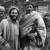 "<font size=""3""><font face=""arial"">Steve in Kunar Province, Afghanistan, 1979. McCurry lived among the people (and CIA-backed Mujahadeen/Taliban) for 2 years at a time when westerners were prohibited from traveling there.  He was forced to smuggle the photos he'd taken during that period, out of the country, by having the film canisters sewn into his garments prior to leaving.</font></font>"