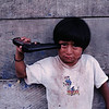 Young boy, Alto Churumazu, Yanesha, Peru, 2004