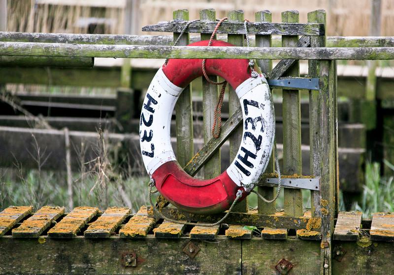 Near Ship Inn, Surfleet, Lincs.