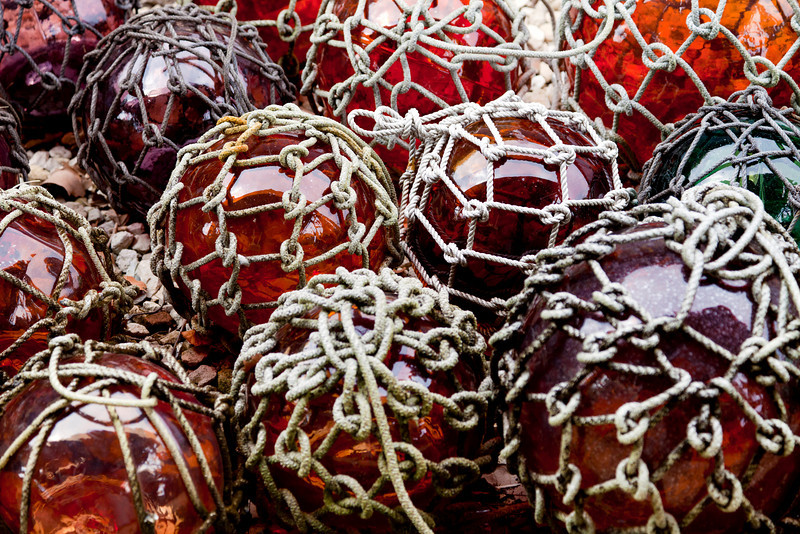 Glass jars found in nautical shop in Apalachicola, FL