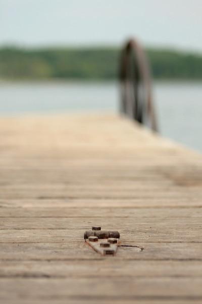 Neat old pier.