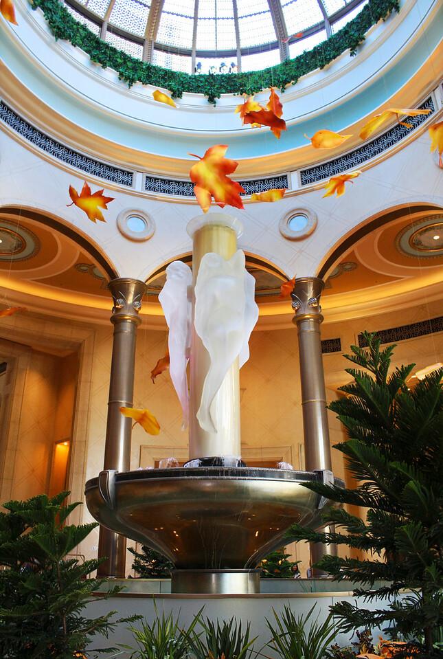 Palazzo Fountain, Las Vegas