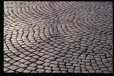Street Patterns, Strasbourg, France