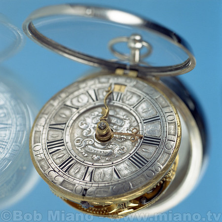 1690's pocket watch