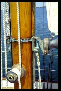 Rigging, Chesapeake Bay