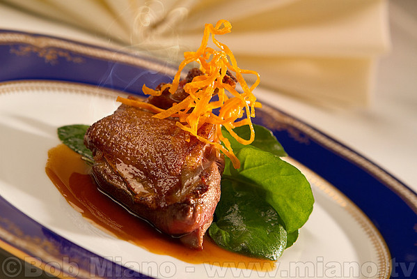 Food Photography to publicize an event at the Fabulous Fox Theatre.